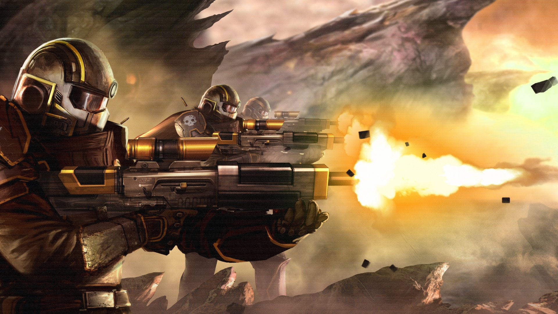 helldivers video game wallpaper 68866