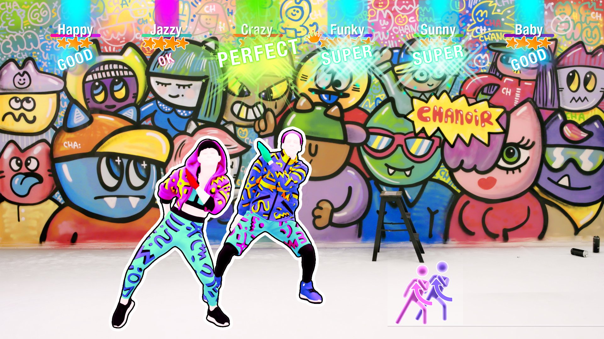 just dance 2019 computer wallpaper 67371