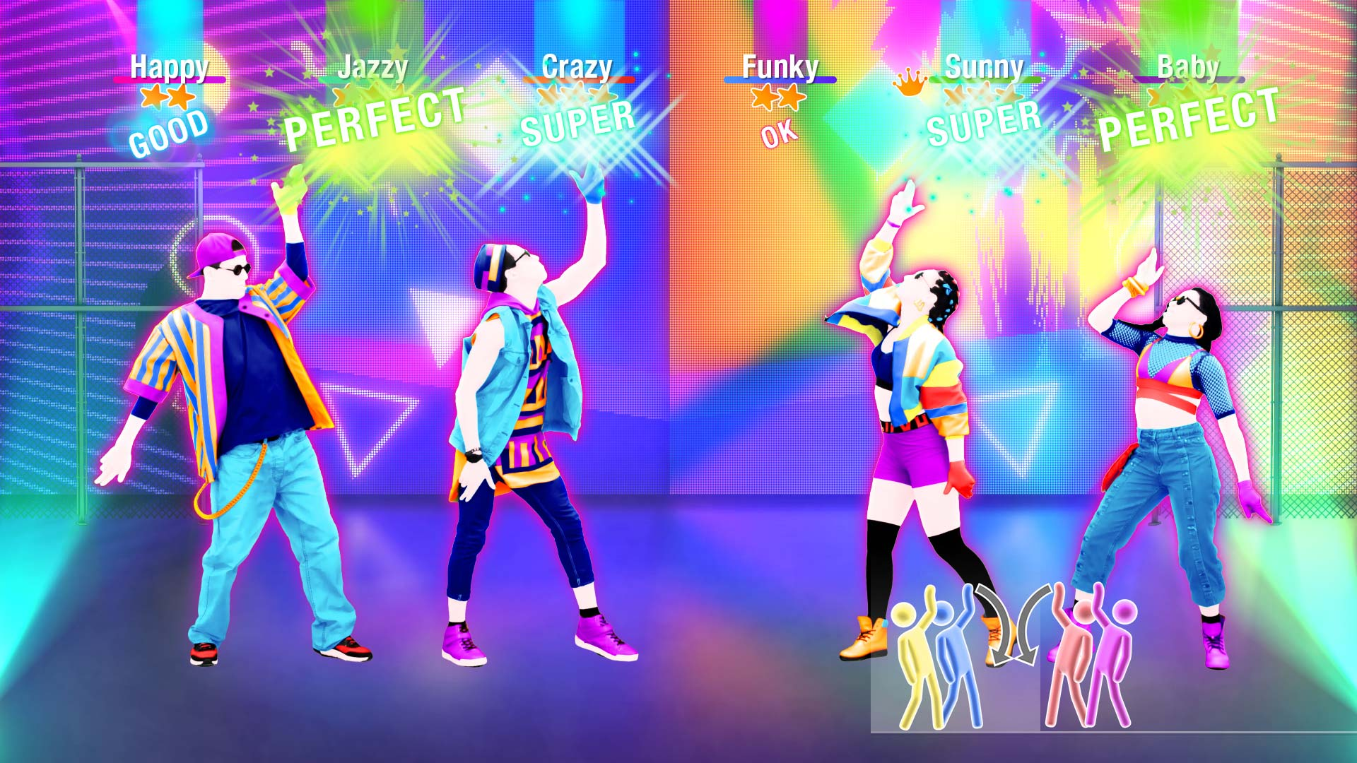 just dance 2019 wallpaper 67362