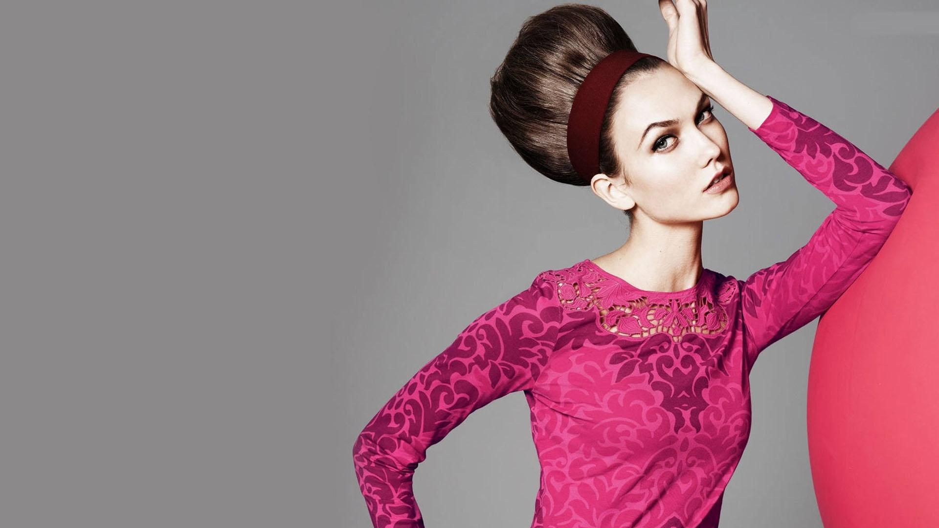 karlie kloss hairstyle wallpaper 66695