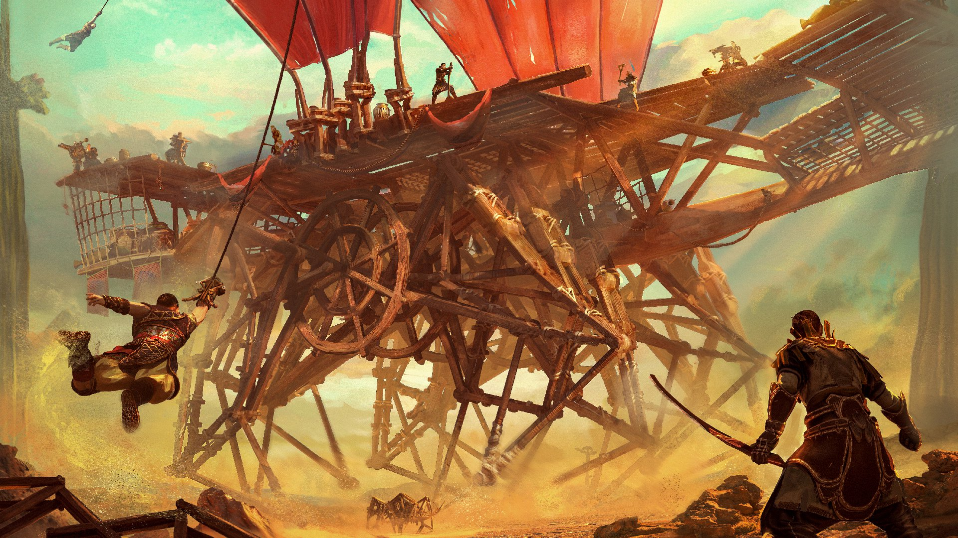 last oasis game wallpaper 68508