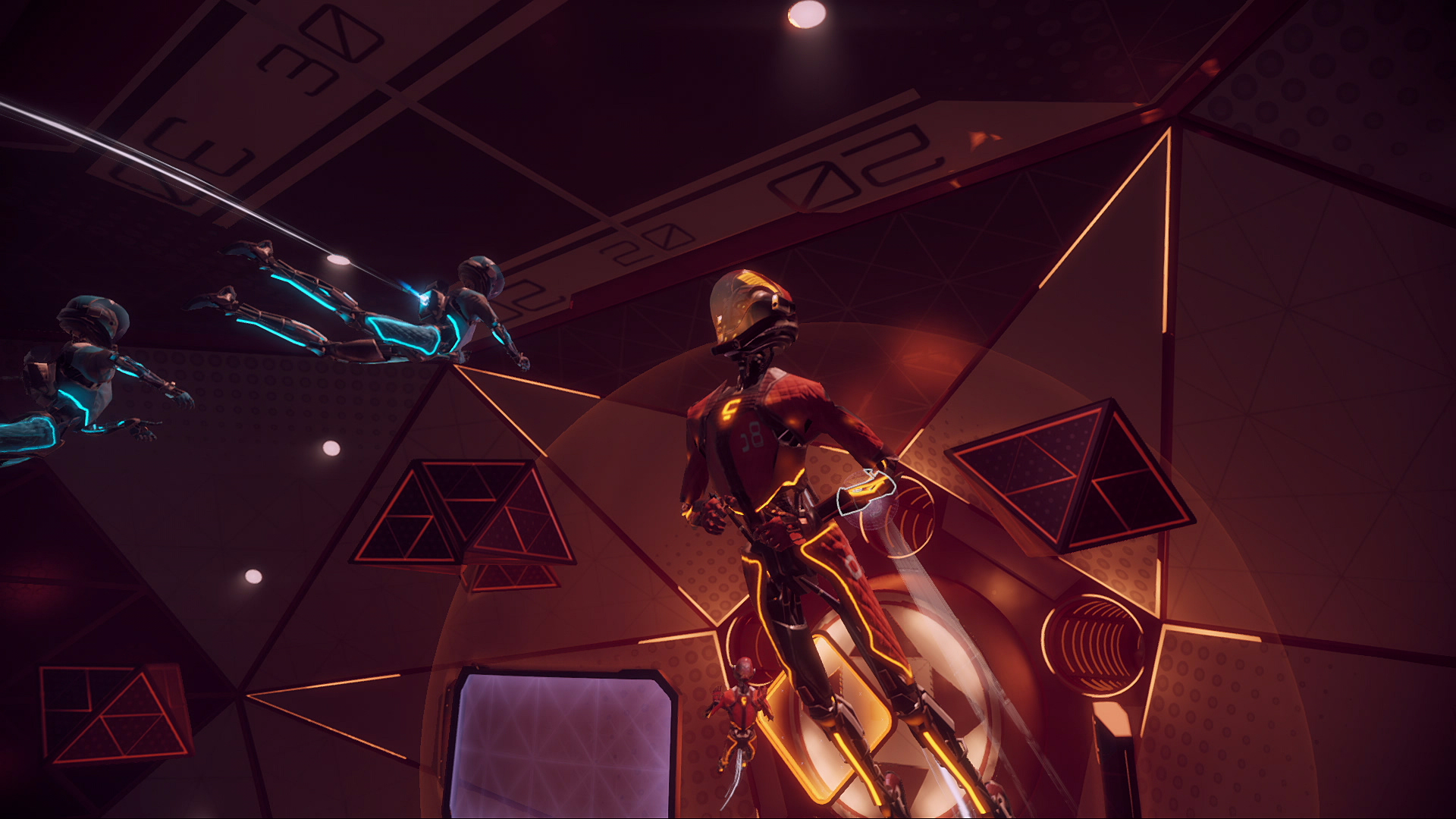 lone echo vr wallpaper 67780