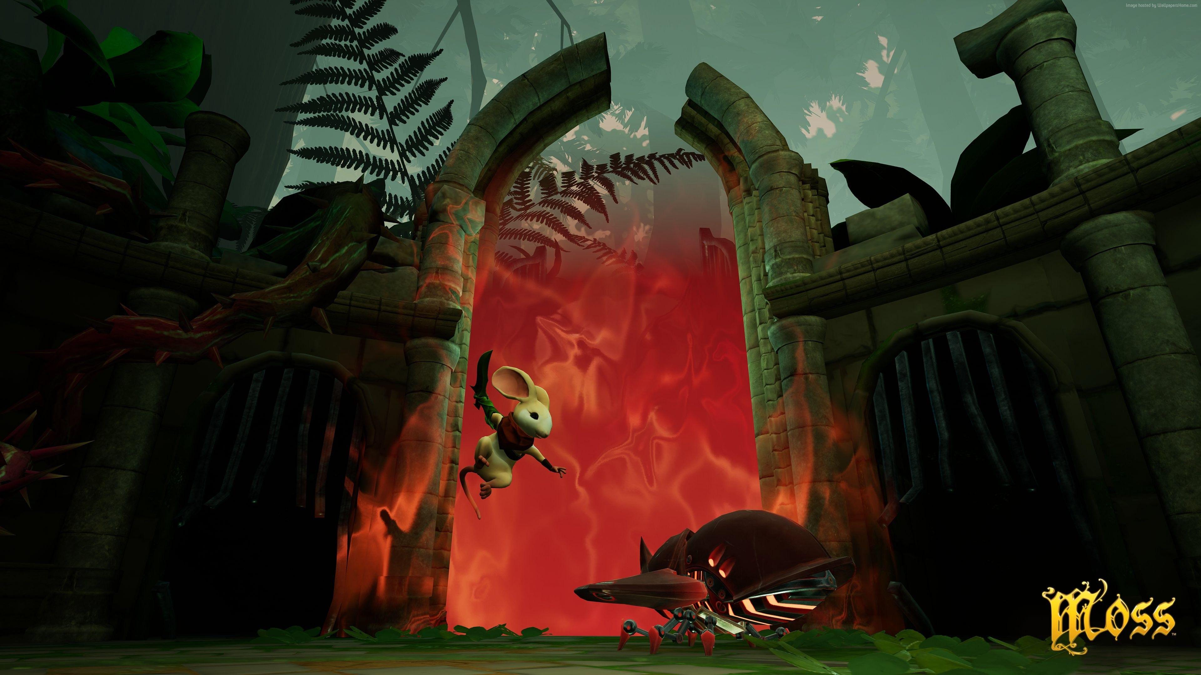 moss game widescreen wallpaper 67778