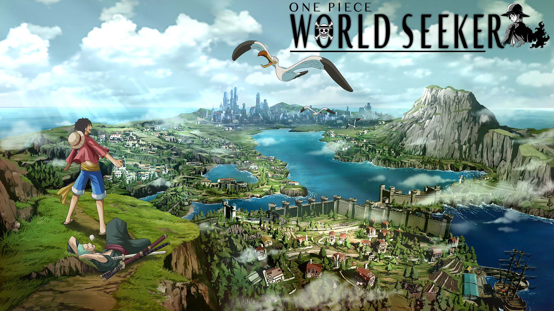 one piece world seeker video game hd wallpaper 67282