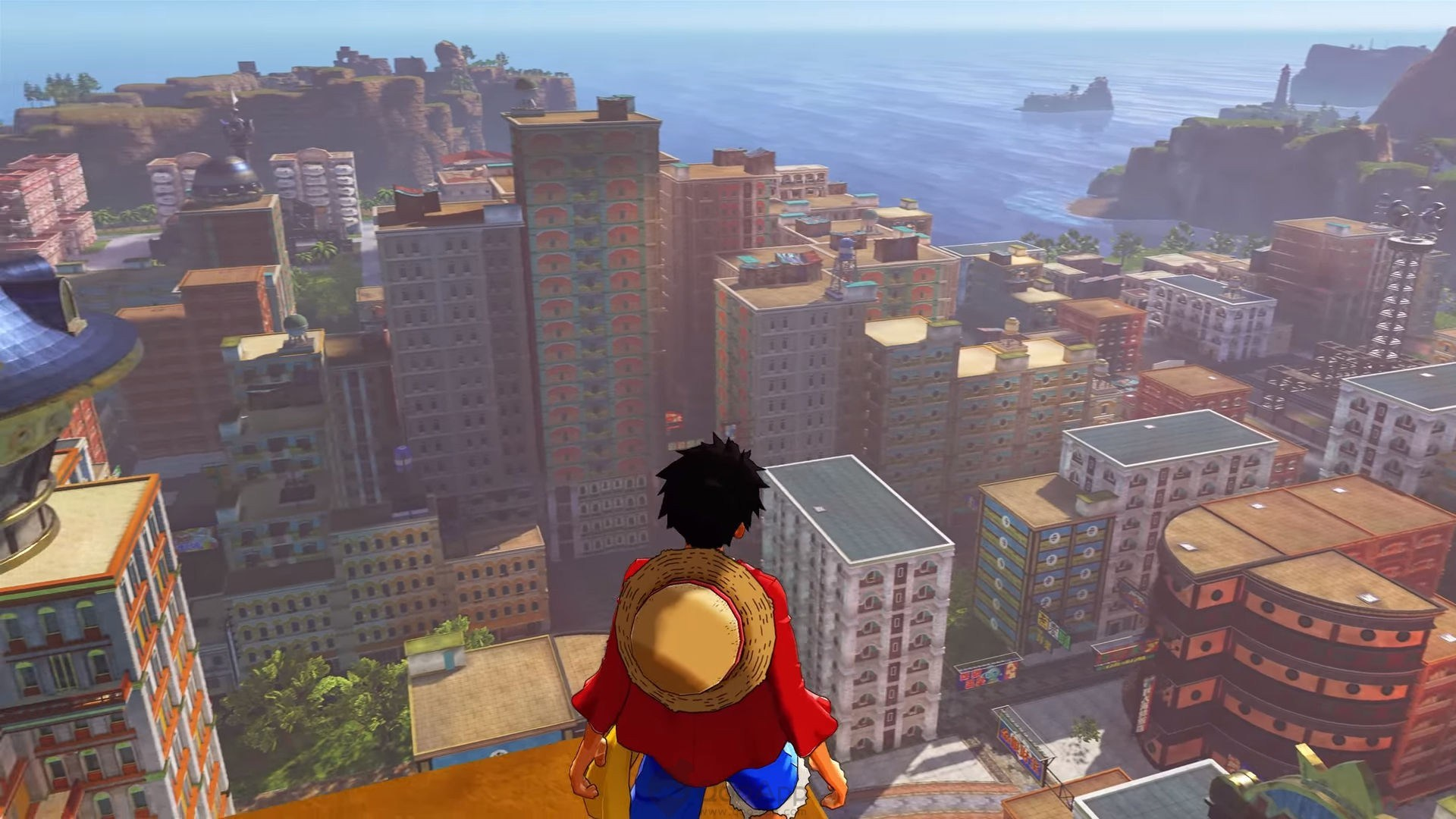 one piece world seeker wallpaper 67280