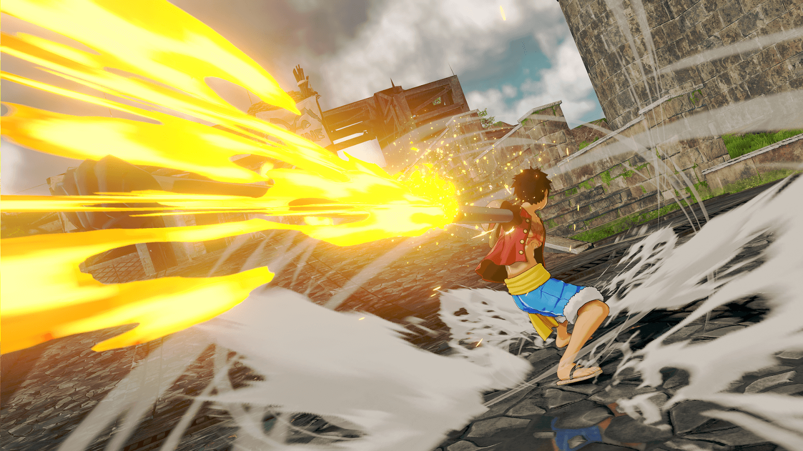 one piece world seeker wallpaper 67287