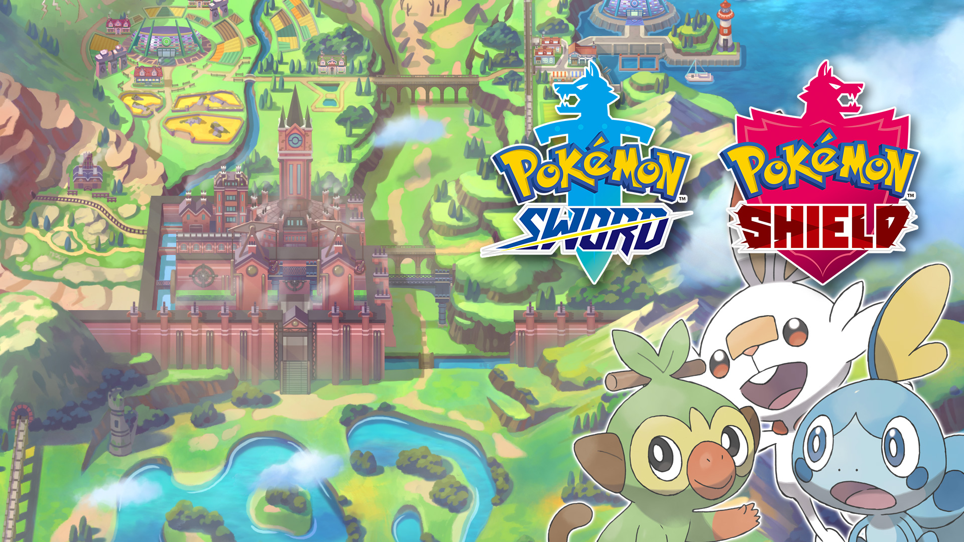 pokemon sword and shield wallpaper 67682
