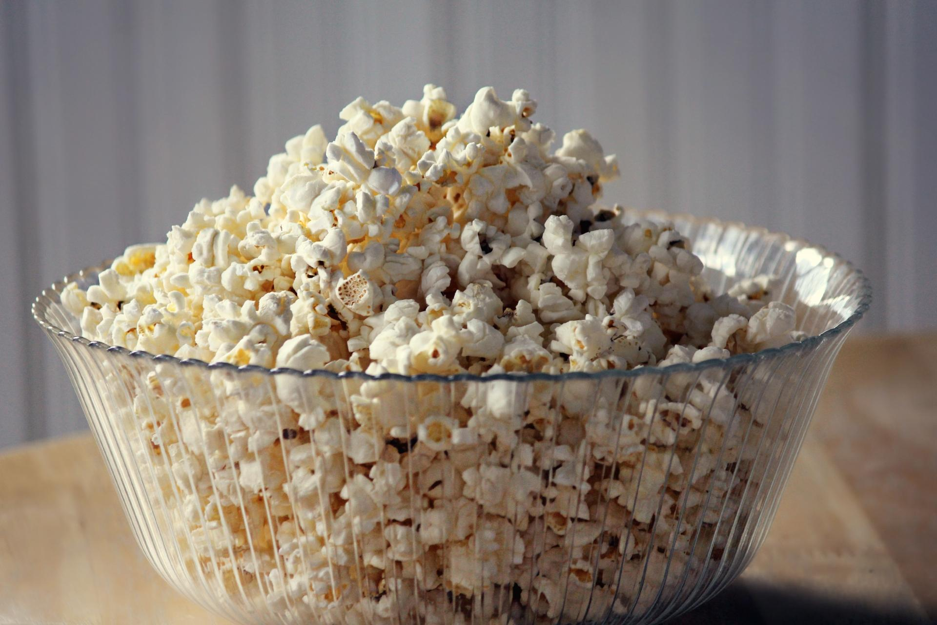 popcorn bowl wallpaper 66875