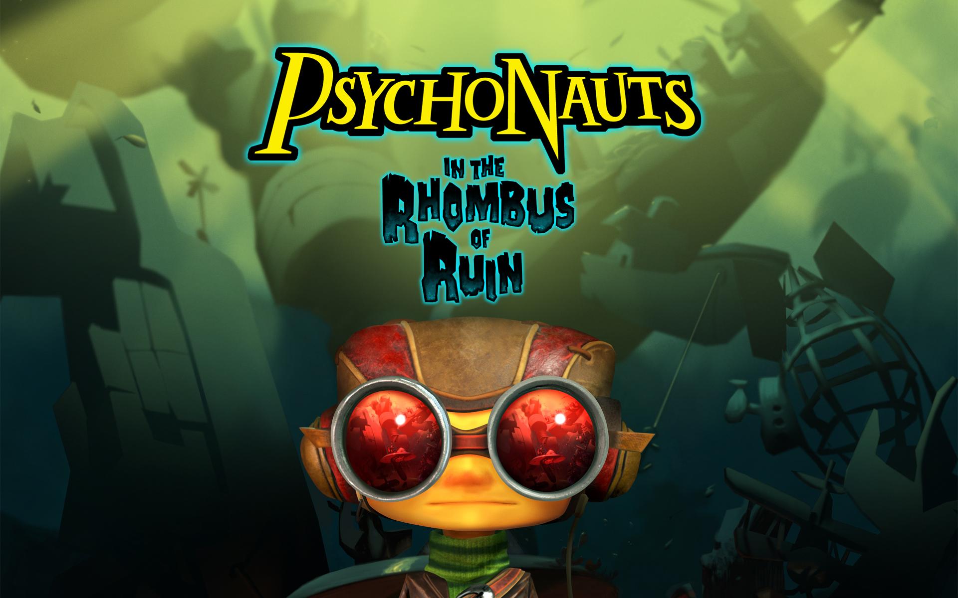 psychonauts video game wallpaper 67573