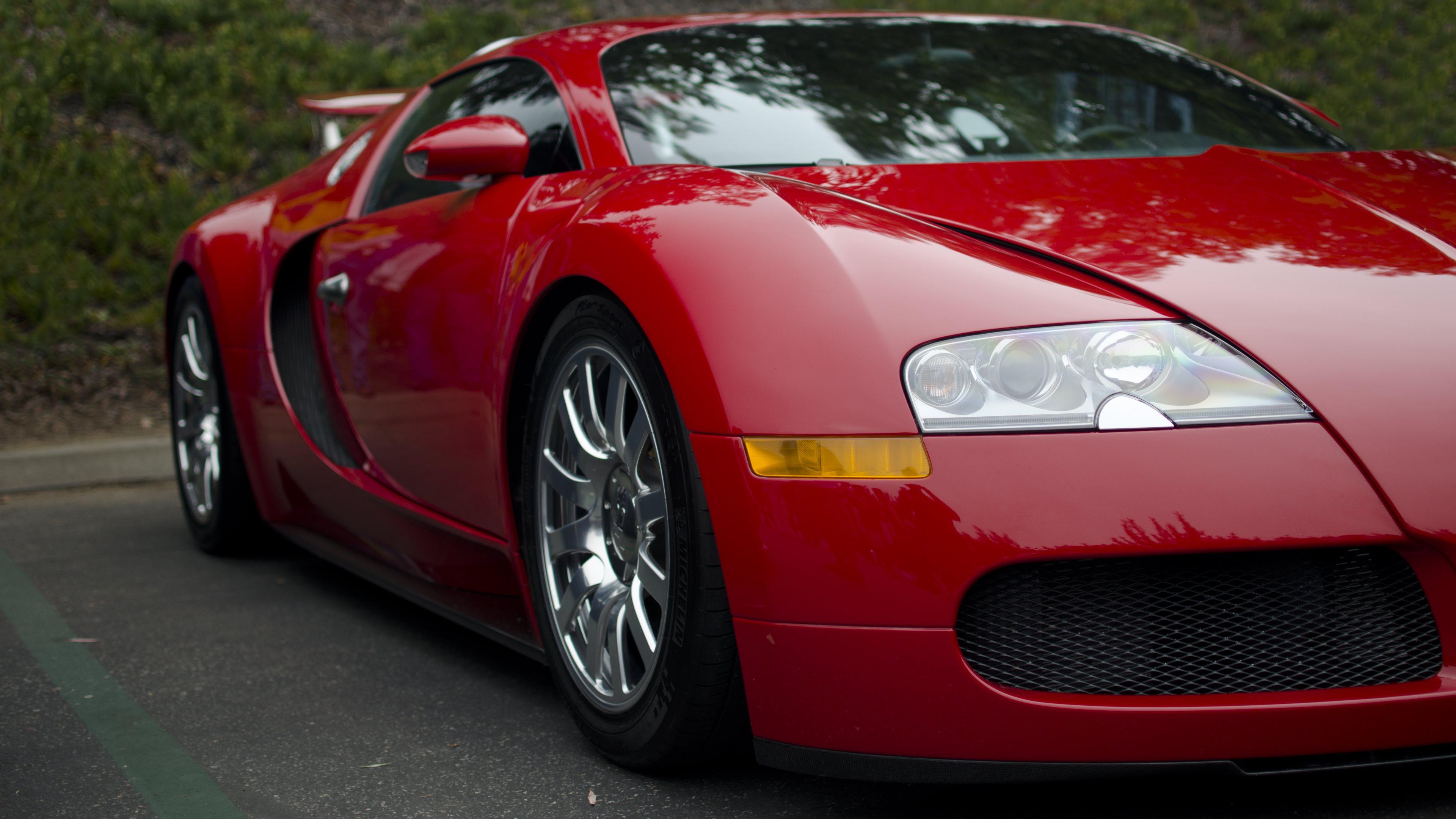 red bugatti car widescreen wallpaper 67200