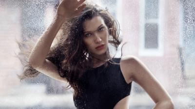 4K Bella Hadid Wallpaper 66638