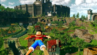 4K One Piece World Seeker Wallpaper 67279