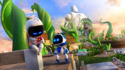 Astro Bot Rescue Mission Game Wallpaper 67750