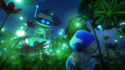 Astro Bot Rescue Mission VR Game Wallpaper 67749