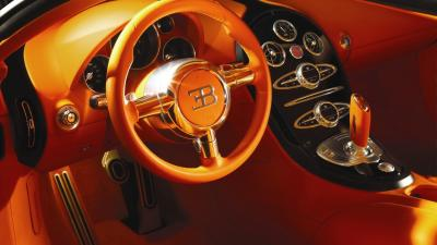 Bugatti Interior Widescreen HD Wallpaper 67196