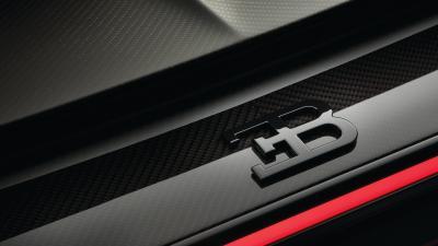 Bugatti Logo Background Wallpaper 67193
