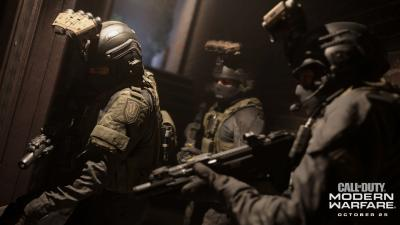 Call of Duty Modern Warfare Video Game Wallpaper 68505