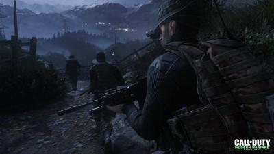 Call of Duty Modern Warfare Wide HD Wallpaper 68507