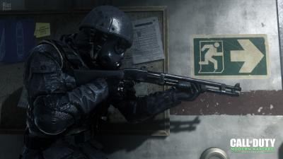 Call of Duty Modern Warfare Widescreen Wallpaper 68502