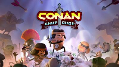 Conan Chop Chop Video Game Wallpaper 68496