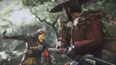 Ghost of Tsushima Background Wallpaper 69717