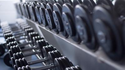 Gym Dumbbells Wallpaper 66602