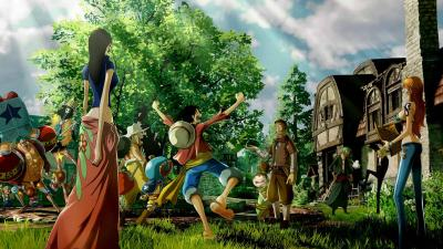 HD One Piece World Seeker Wallpaper 67284