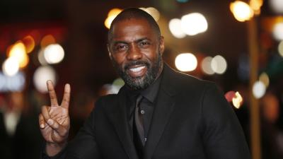 Idris Elba Peace Sign HD Wallpaper 67016