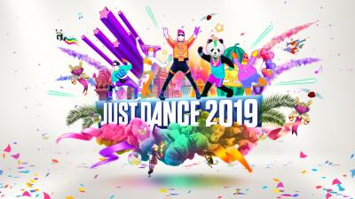 Just Dance 2019 Logo Wallpaper 67375