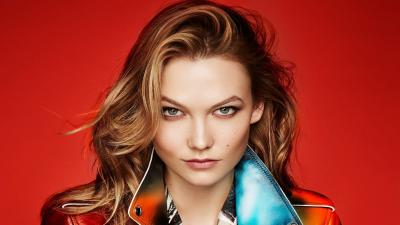 Karlie Kloss Face Makeup HD Wallpaper 66694