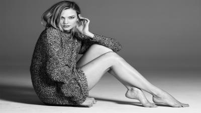 Monochrome Pictures Karlie Kloss Wallpaper 66693
