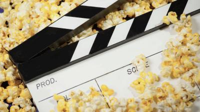 Movie Popcorn Wallpaper 66874