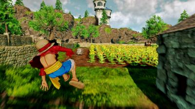 One Piece World Seeker Background Wallpaper 67289