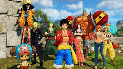 One Piece World Seeker Cast Wallpaper 67283
