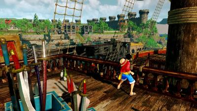 One Piece World Seeker Desktop Wallpaper 67275