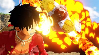 One Piece World Seeker Wallpaper 67272