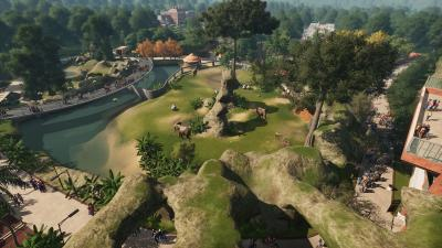 Planet Zoo Video Game Wallpaper 68842