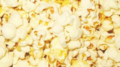 Popcorn Up Close HD Wallpaper 66876