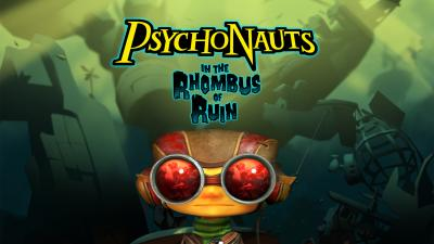 Psychonauts Video Game Wallpaper 67573