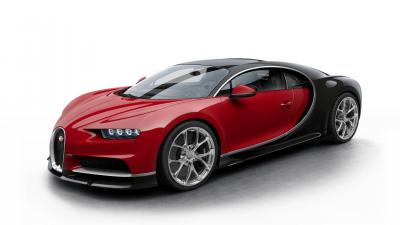Red Bugatti Computer Wallpaper 67205
