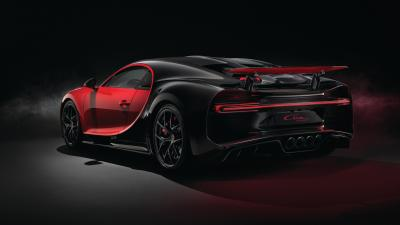 Red Bugatti HD Wallpaper 67198