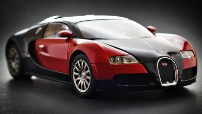 Red Bugatti Wallpaper 67206