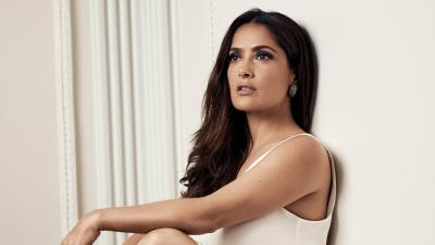 Salma Hayek Background HD Wallpaper 66906