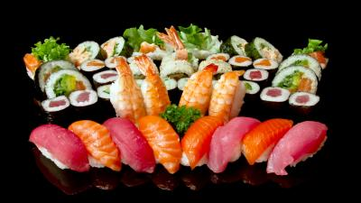 Various Sushi HD Wallpaper 66892