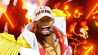 Video Game One Piece World Seeker Wallpaper 67281