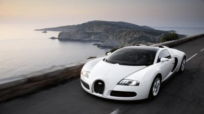 White Bugatti Photos Wallpaper 67212
