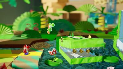 Yoshis Crafted World Photos Wallpaper 67358