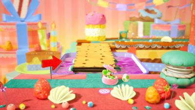 Yoshis Crafted World Pictures Wallpaper 67356