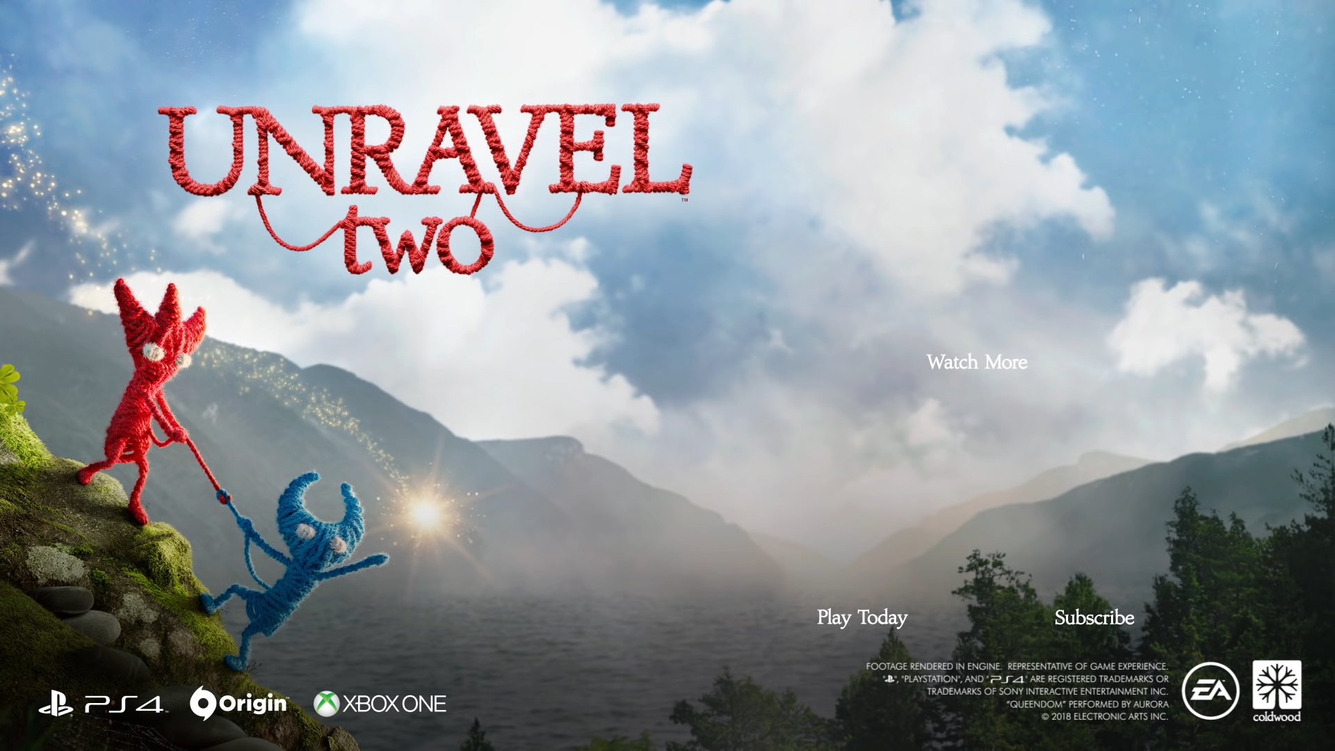 unravel 2 video game wallpaper 68864