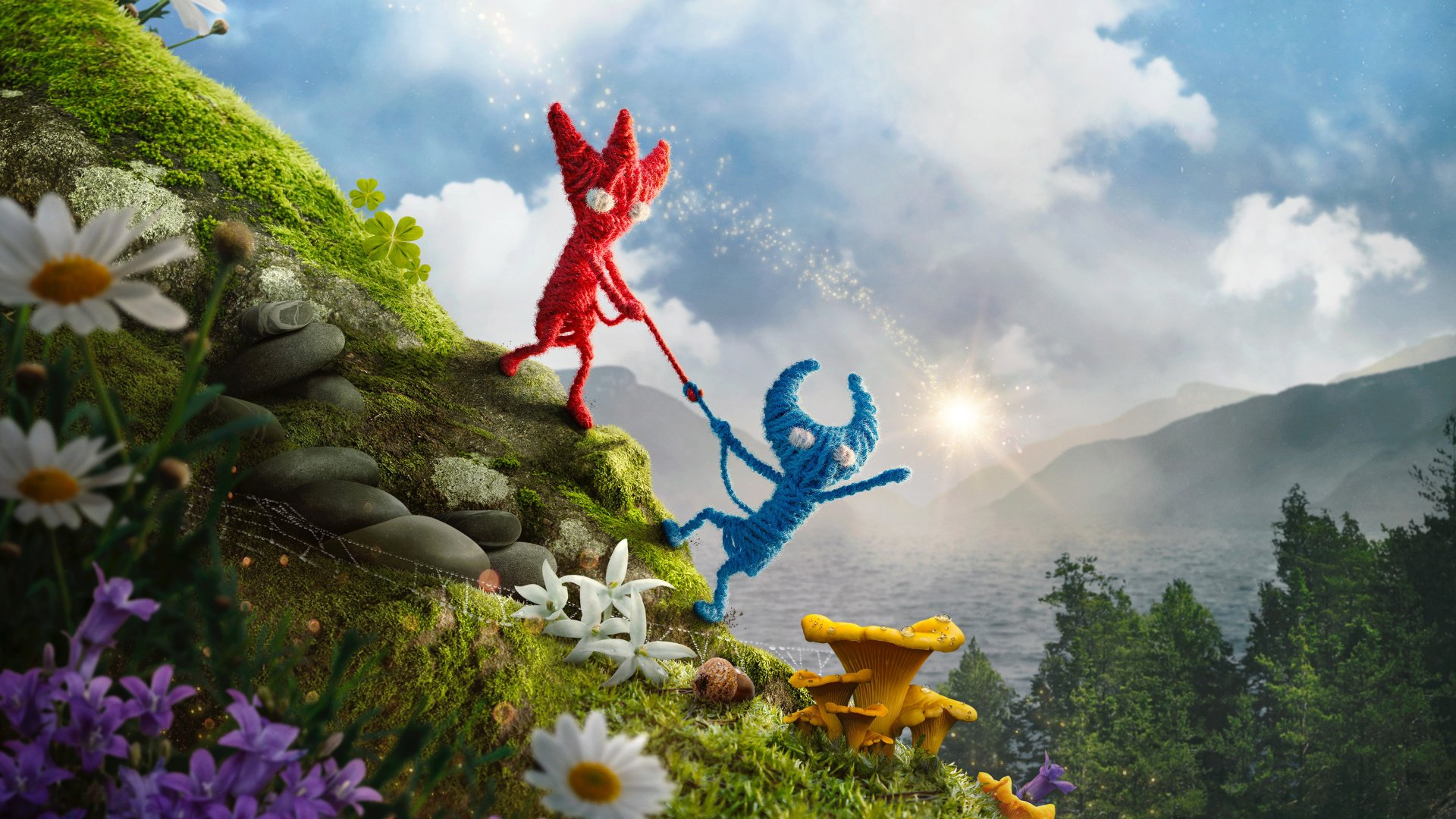 unravel 2 wallpaper 68856